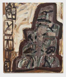Basil Beattie RA, 'Witness and Tower', 1992