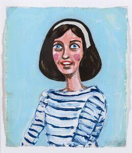 Stella Vine, 'Ellenor Stripy Top', 2009