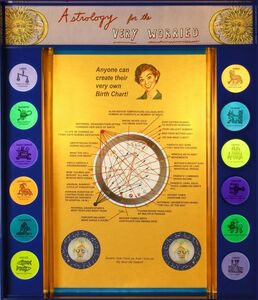 Jerry Meyer, 'Astrology for the Very Worried', 2009