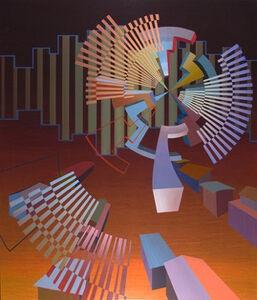 Bryan Ida, 'Dusk in the Blink of an Eye', 2014