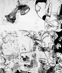 Antwan Horfee, 'Aztec puzzle', 2019