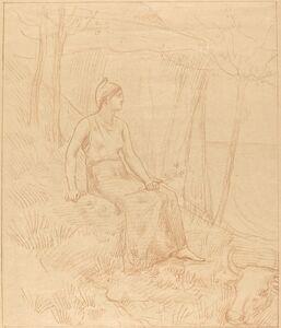 Pierre Puvis de Chavannes, 'Normandie'