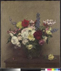 Henri Fantin-Latour, 'The Rosy Wealth of June', 1886