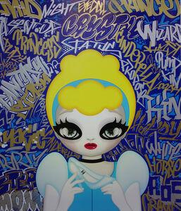 Mari Kim, 'Cinderella Blue', 2016