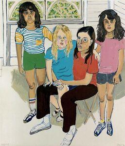 Alice Neel, 'The Family', 1982