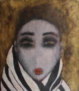 Georges Bassil, 'Zebra Scarf', 2020