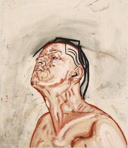 Tony Bevan, 'Self Portrait ', 1992