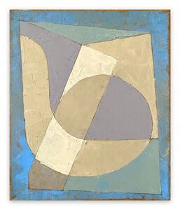 Jeremy Annear, 'Ideas Series (Eclipse II) (Abstract painting)', 2020