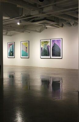 KIM Jungman : Red light / 2 seconds, installation view