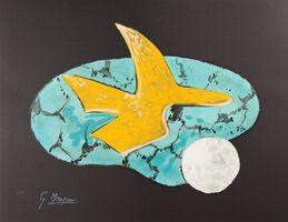 Georges Braque, 'Memnon', 1988