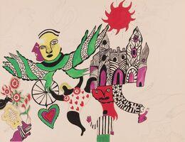Niki de Saint Phalle, 'Nana Dancers', nd
