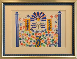 Henri Matisse, 'Aplollon', 1958