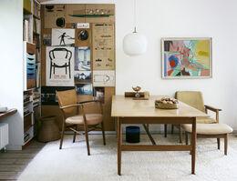 Super Finn Juhl 166 Artworks Bio Shows On Artsy Download Free Architecture Designs Rallybritishbridgeorg