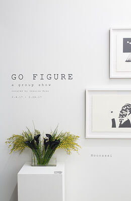 GO FIGURE, installation view