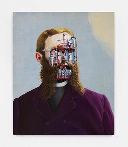 Jim Shaw, 'Religious Machine Man', 2020
