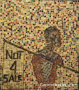Ronex Ahimbisibwe, 'Not 4 Sale', 2016