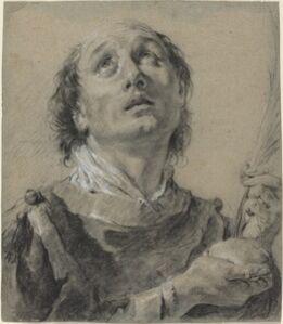 Giovanni Battista Piazzetta, 'Saint Stephen', late 1730s