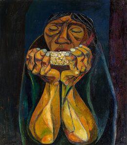 Eduardo Kingman, 'El Choclo', 1956