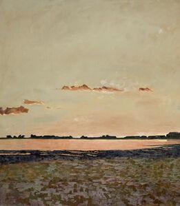 Kristen Garneau, 'Bolinas Lagoon at Sunset', 2015