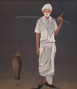 Surendran Nair, 'Dhanavantari', 2013