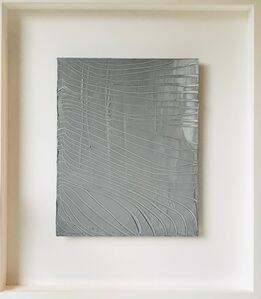 Diana Greenberg, 'Kimono with Heron, Gray', 2020