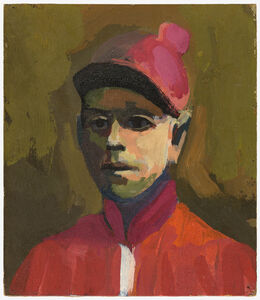 James Weeks, 'Jockey', 1962