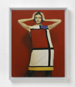 Robert Davis, 'YSL Mondrian', 2019