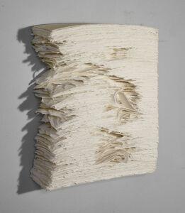 Angela Glajcar, 'Paperwall 2015-012', 2015