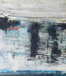 Athos Zacharias, 'Arctic Dream', 1960