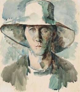 Pavel Tchelitchew, 'Portrait of Allen Tanner', ca. 1929