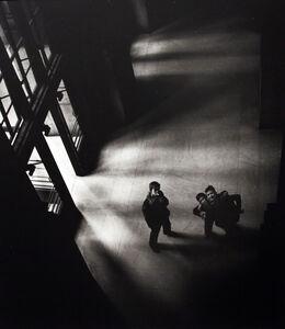 Larry Silver, 'Penn Station', 1951