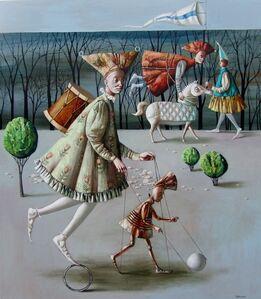 "Vahram Davtian, '""The Illusionists"" / ""Hokkabazlar""', 2014"