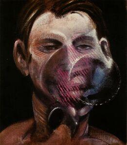 Francis Bacon, 'Portrait of Peter Beard', 1976