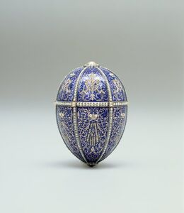 House of Fabergé, 'Easter Egg', 1896