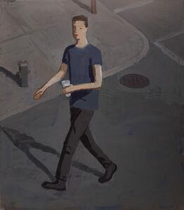 Yanik Wagner, 'Morgan', 2017
