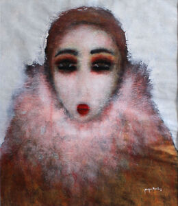 Georges Bassil, 'Red Lady', 2019
