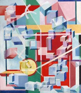 Morton Lichter, 'Cloudless Sky', 1984