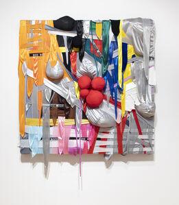 """Anthony Olubunmi Akinbola, 'Camouflage #116 """"The Garden Party"""" (S1E1)', 2019"""