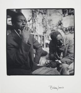 Birney Imes, 'Untitled [Smokers]', 1980s