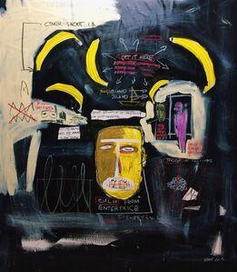 Niclas Castello, 'Niclas Castello, Zulu from Enterprice', 2016