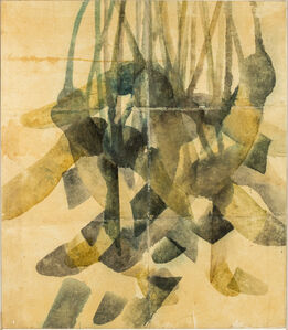 Davide Benati, 'Fiori del male', 1985