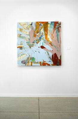 Parts and Motions, installation view