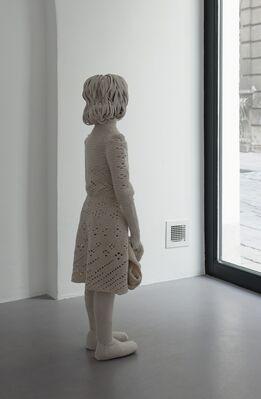 ANETA GRZESZYKOWSKA Touristin (Tourist), installation view