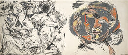 Jackson Pollock, Portrait and a Dream
