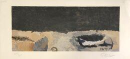Georges Braque, La barque sur la grève