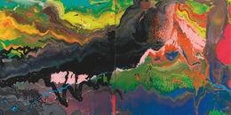 Gerhard Richter, FLOW (P16)