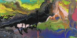 Gerhard Richter, FLOW