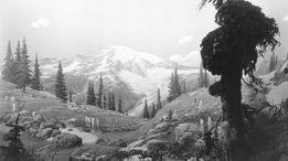 Hiroshi Sugimoto, The Alps