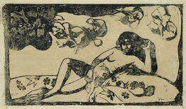Paul Gauguin, Te Arhi Vahine