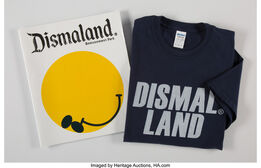 Banksy, Dismaland Bemusement Park (Booklet and T-shirt)